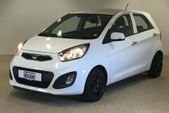 Kia Picanto Limited Eco 1,0