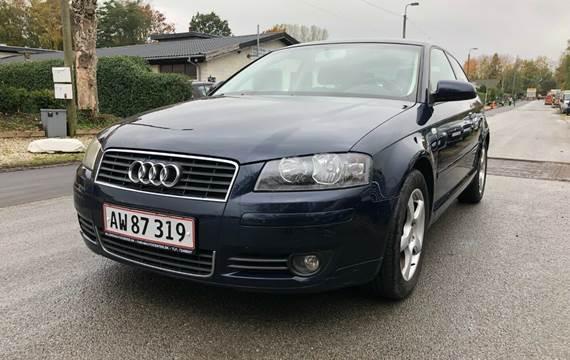 Audi A3 FSi Attraction 2,0