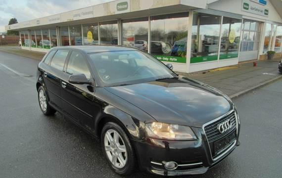 Audi A3 TDi Attraction SB 1,6