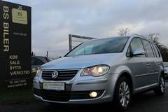 VW Touran TDi 140 Highline DSG 2,0