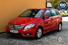 Mercedes B180 aut. BE 1,6