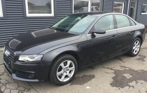 Audi A4 TFSi 160 1,8