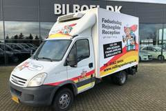 Iveco Daily 35C18 Alukasse m/lift 3,0