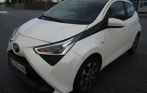 Toyota Aygo VVT-i x-plore 1,0