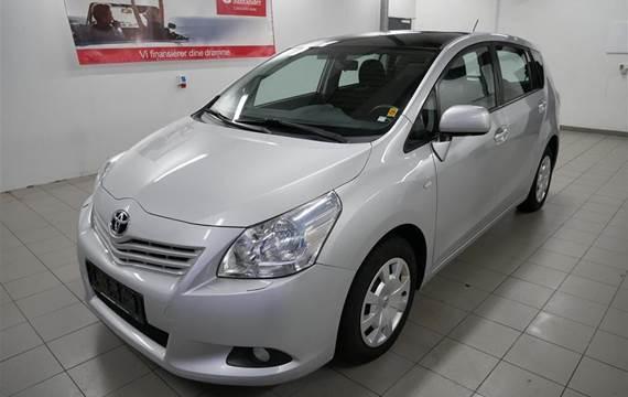 Toyota Verso D-4D DPF TX  6g 2,0