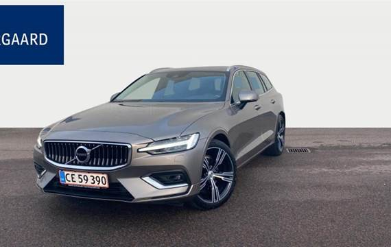 Volvo V60 D4 Inscription  Stc 8g Aut. 2,0