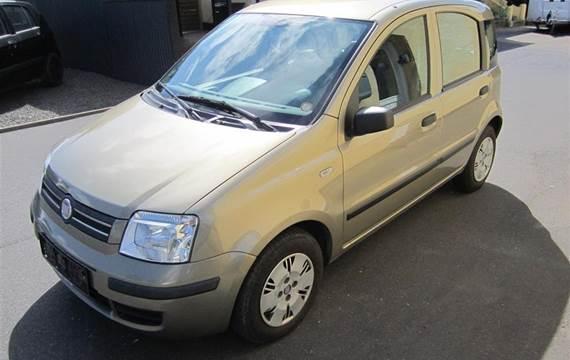 Fiat Panda 5-dørs  5d 1,2