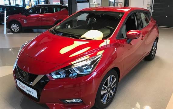 Nissan Micra 1,0 IG-T Acenta Start/Stop  5d