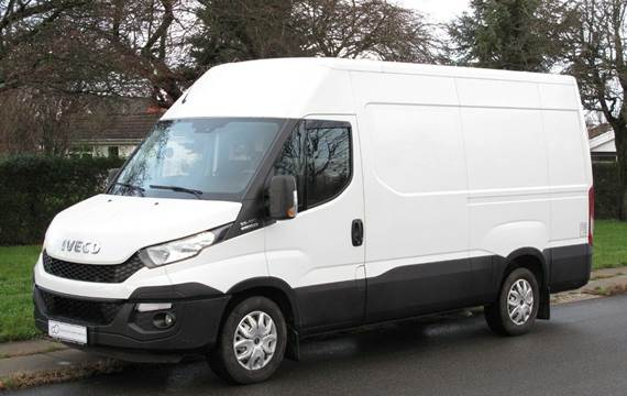 Iveco Daily 35S17 12m³ Van AG8 3,0