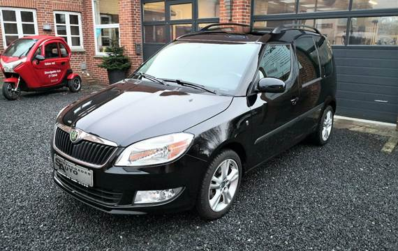 Skoda Roomster TSi 105 Ambition+ GreenTec 1,2
