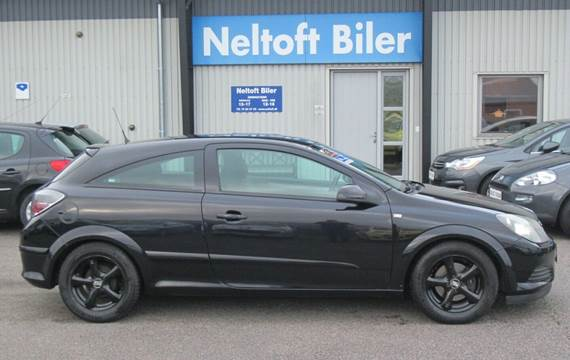 Opel Astra Cosmo GTC 1,6
