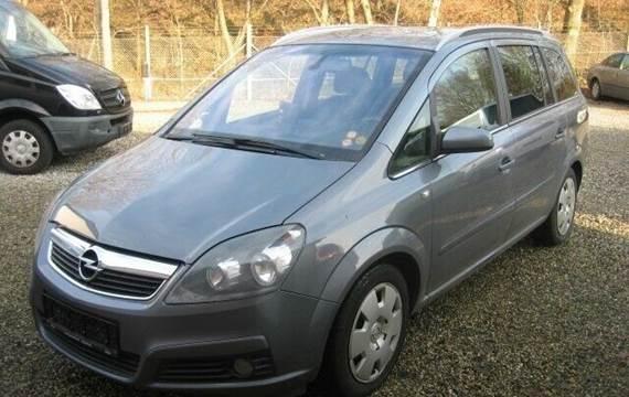Opel Zafira CDTi 150 Enjoy aut. 1,9