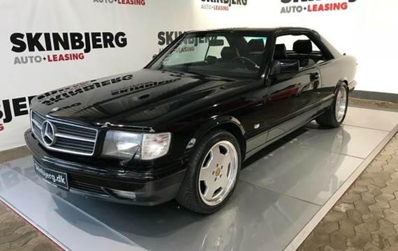 Mercedes 560 SEC 5,6