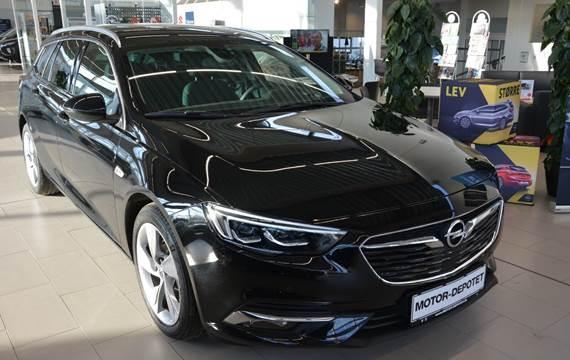 Opel Insignia T 165 Impress ST aut. 1,5