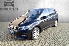 VW Touran TDi 150 Comfortline 7prs 2,0