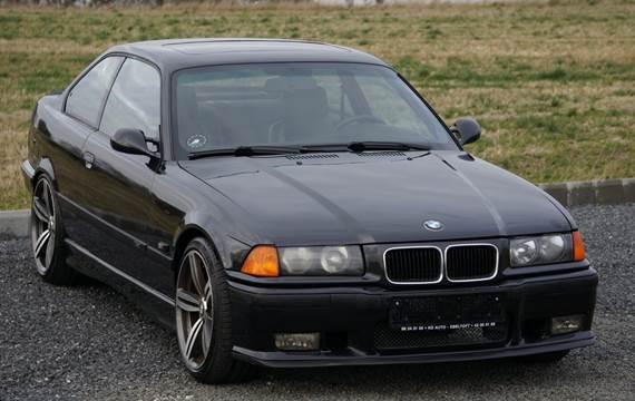BMW 325i Coupé 2,5