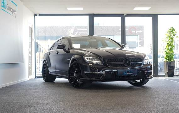Mercedes CLS63 AMG aut. 5,5