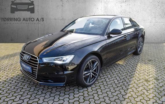 Audi A6 TDi 190 Ultra S-tr. 2,0