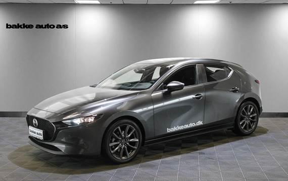 Mazda 3 Sky-G 122 Sky Tech 2,0
