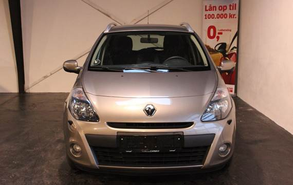 Renault Clio III dCi 90 Expression ST 1,5