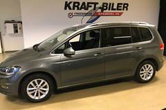 VW Touran TDi 115 Highline 7prs 1,6