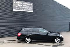 Mercedes E200 T  CDI BlueEfficiency  Stc Aut. 2,1