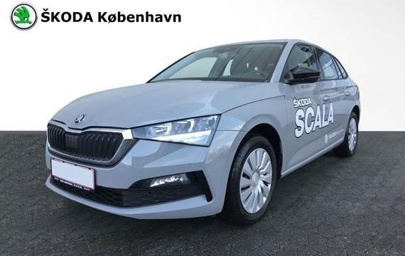 Skoda Scala TSi 115 Ambition 1,0