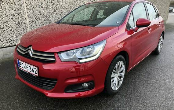Citroën C4 BlueHDi 100 Feel Complet 1,6