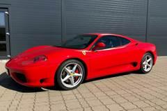 Ferrari 360 3,6 Modena
