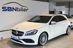 Mercedes A200 Final Edition AMG Line aut. 1,6