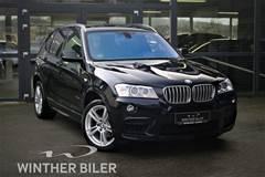 BMW X3 xDrive35i aut. Van 3,0