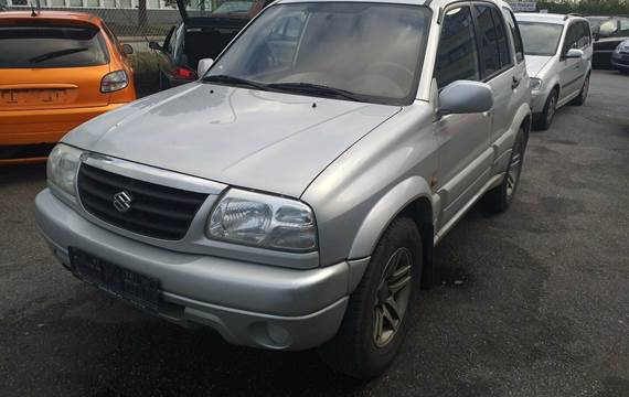Suzuki Grand Vitara GL+ Van 2,0