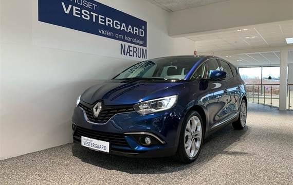 Renault Grand Scénic Blue DCi Zen  6g 1,7