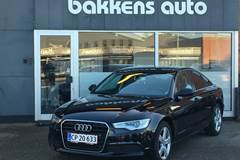 Audi A6 TDi 204 Multitr. 3,0