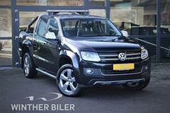 VW Amarok TDi 180 Highline aut. 4M 2,0