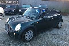 Mini One Cabriolet 1,6