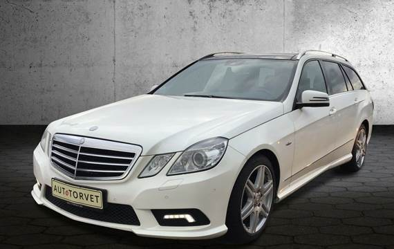 Mercedes E350 CDi Avantgarde stc aut 4-M BE 3,0