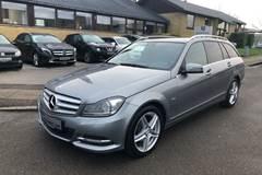 Mercedes C200 CDi stc. aut. BE Van 2,2