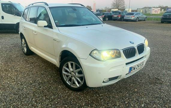 BMW X3 D 2,0