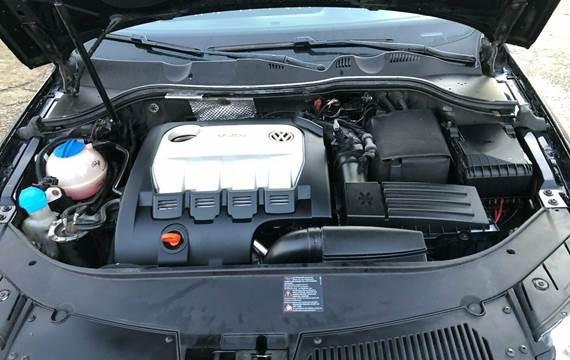 VW Passat TDi 170 Sportline Variant DSG 2,0