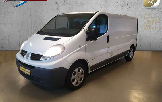 Renault Trafic T29 dCi 115 L1H1 2,0