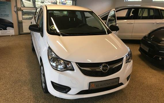 Opel Karl Essentia 1,0