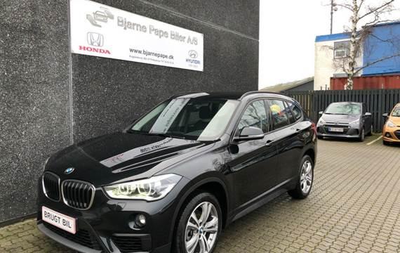 BMW X1 sDrive18i Advantage aut. 1,5