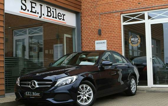 Mercedes C220 d Business aut. 2,2