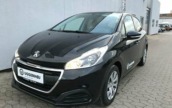 Peugeot 208 1,2 PT 82 Like+