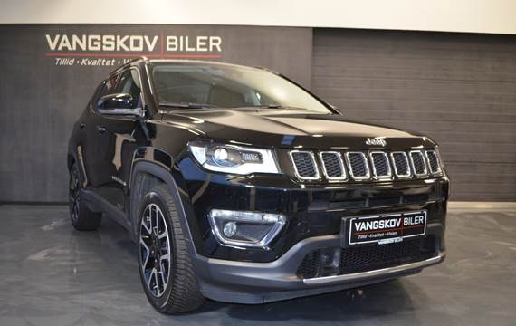 Jeep Compass 1,4 M-Air 140 Limited