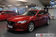 Mazda 6 Sky-D 175 Optimum stc. aut. 2,2
