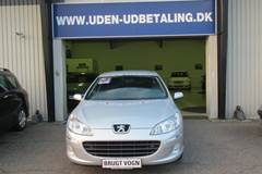 Peugeot 407 HDi Perfection 1,6