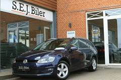 VW Golf VII TDi 150 Highl. Variant BMT Van 2,0