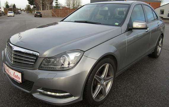 Mercedes C250 1,8 Elegance aut. BE